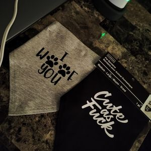 Decals & clothing